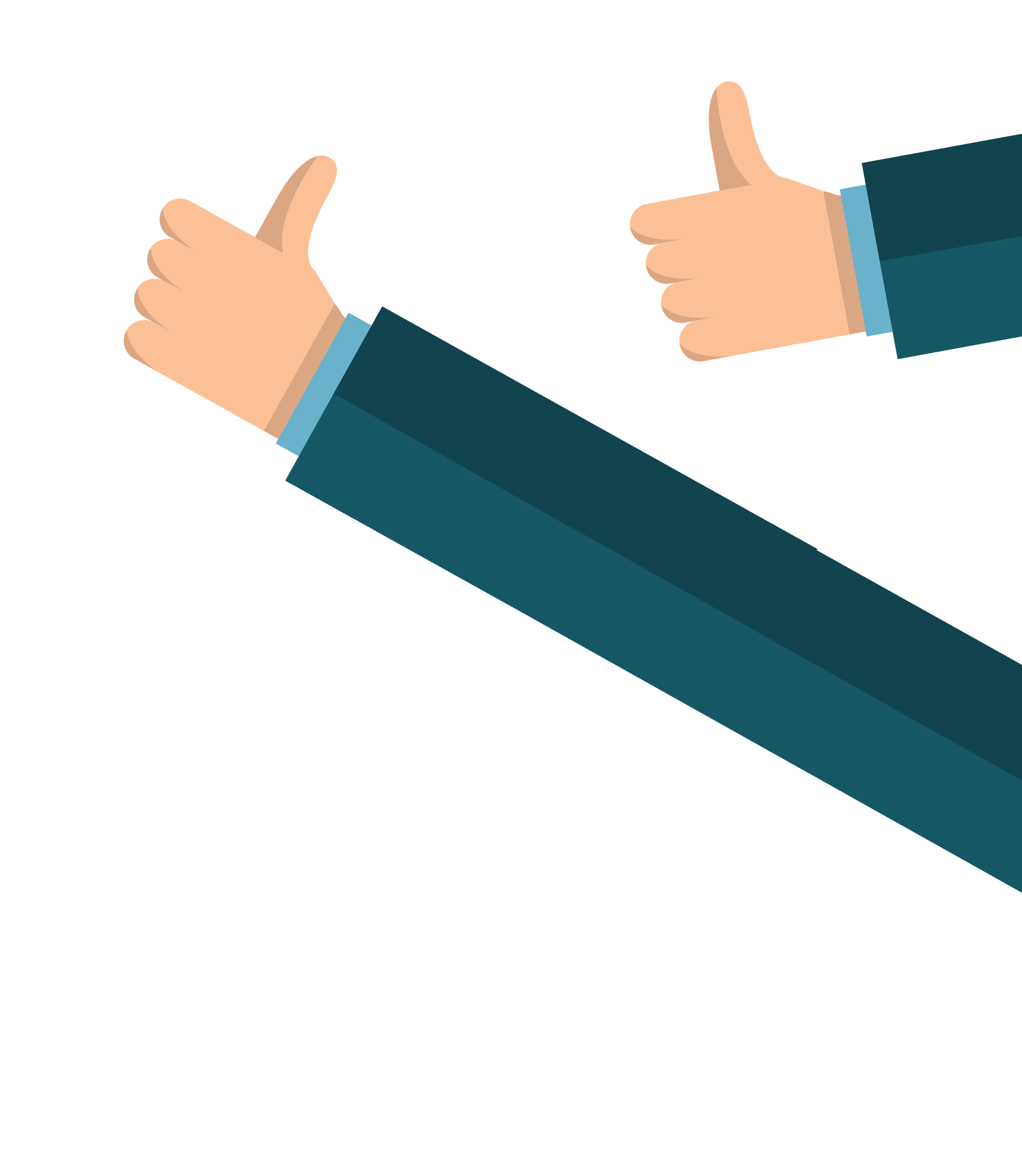 Aanbeveling Thumbs Up
